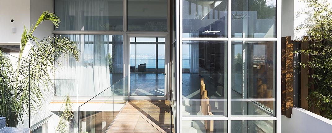 cadralu fa ade mur rideau en aluminium. Black Bedroom Furniture Sets. Home Design Ideas